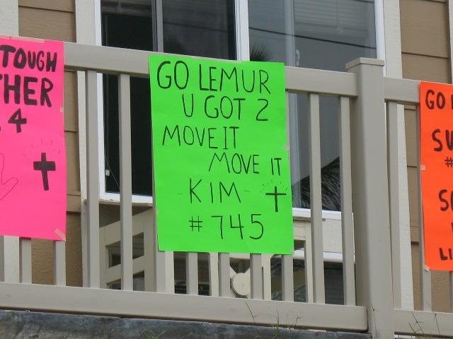 Different Lemur....but Go!