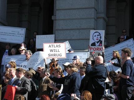 Denver Pork Protest 2-17-09