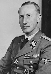 Reinhard Heydrich - Head of the Gestapo